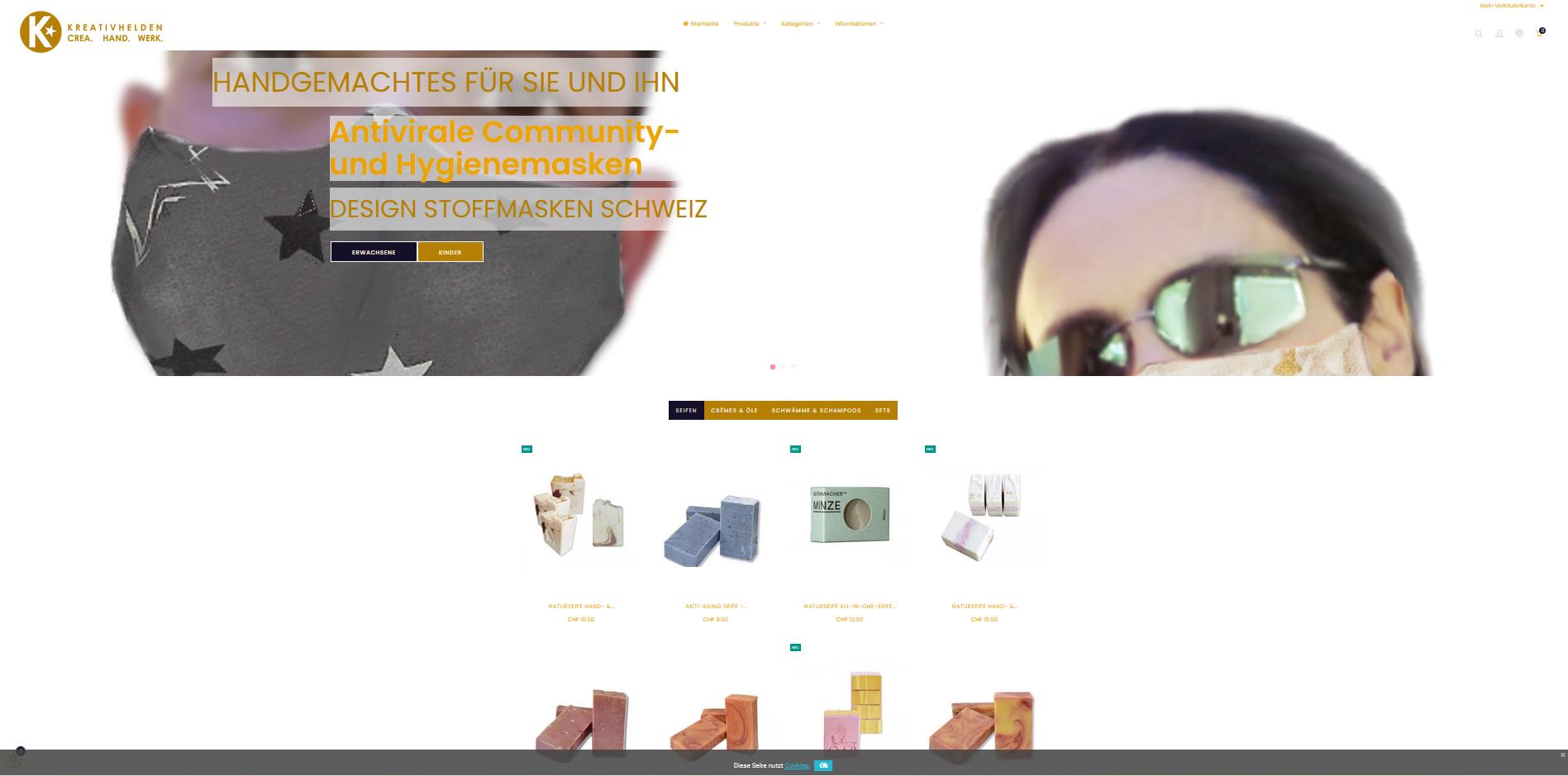 Kunsthelden E-Commerce & E-Kunst